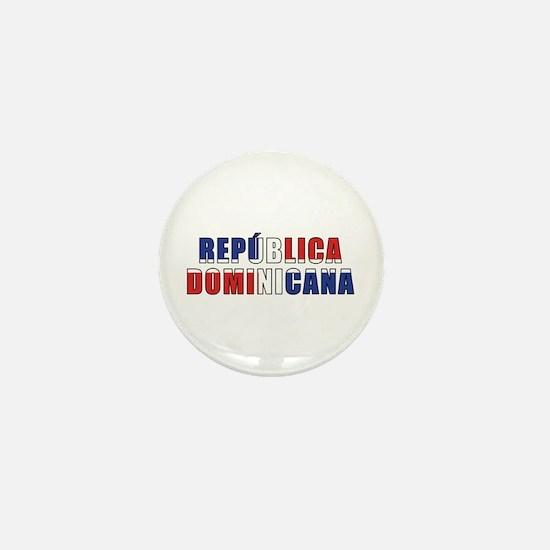 Dominican Mini Button