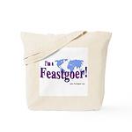I'm a Feastgoer Tote Bag