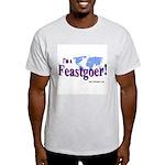 I'm a Feastgoer Ash Grey T-Shirt