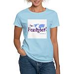 I'm a Feastgoer Women's Pink T-Shirt