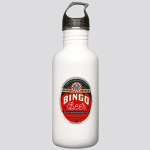 Ohio Beer Label 1 Stainless Water Bottle 1.0L