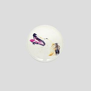 Cyrus the Saluki Mini Button