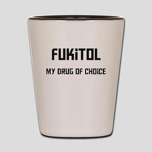 FUKITOL Shot Glass
