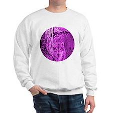 Pink Night Warrior Wolf Sweatshirt