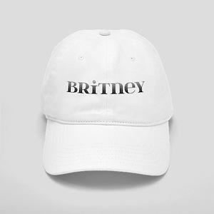 Britney Carved Metal Cap