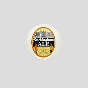 Michigan Beer Label 4 Mini Button