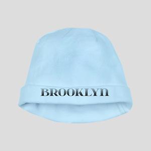 Brooklyn Carved Metal baby hat