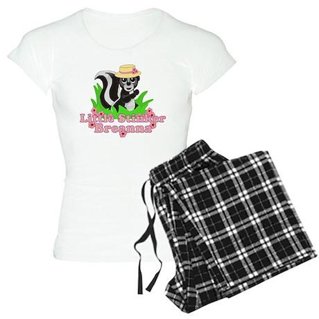 Little Stinker Breanna Women's Light Pajamas