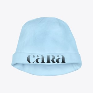 Cara Carved Metal baby hat