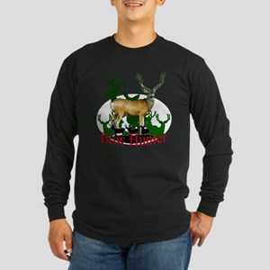 Bow Hunter 3 Long Sleeve Dark T-Shirt