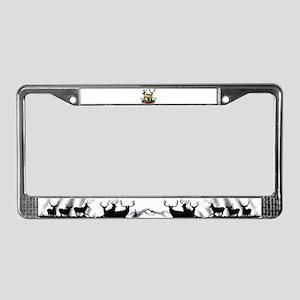 Bow hunter 3 License Plate Frame