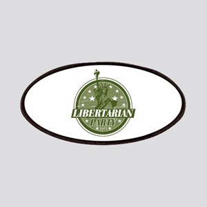Libertarian Party Patches