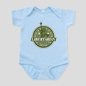 Libertarian Party Infant Bodysuit
