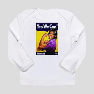 Michelle Obama Long Sleeve Infant T-Shirt