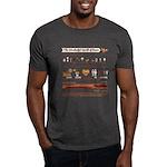 Bacon Bacon Bacon!!! Dark T-Shirt