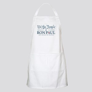 People for Ron Paul Apron