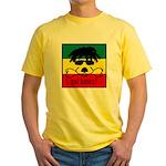 Dub Dog Yellow T-Shirt