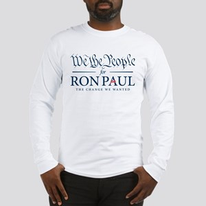 People for Ron Paul Long Sleeve T-Shirt