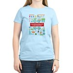 T-Shirt Time! Women's Light T-Shirt
