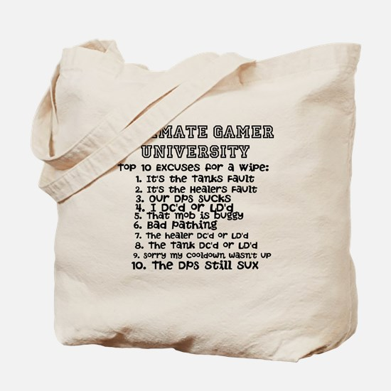 Ultimate Gamer Collection Tote Bag