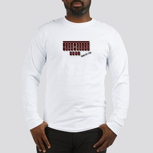 Write On! Long Sleeve T-Shirt