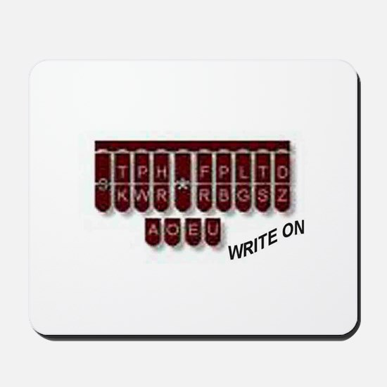 Write On! Mousepad