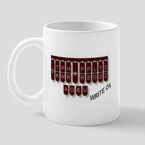 Write On! Mug