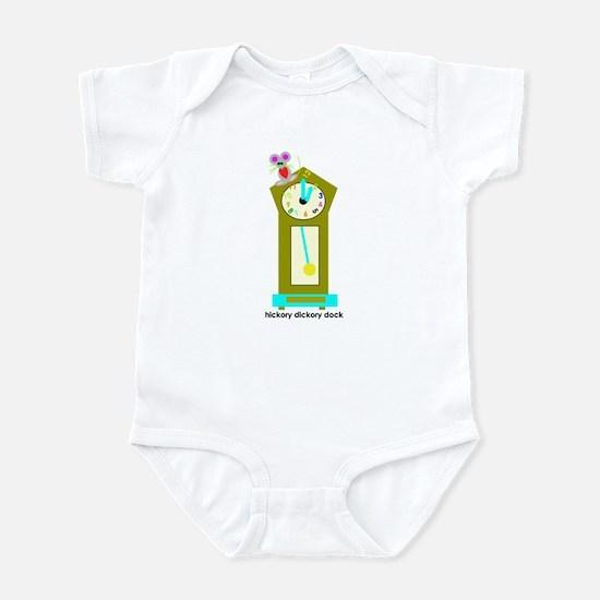 Hickory Dickory Dock Infant Creeper