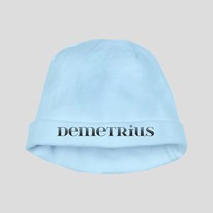 Demetrius Carved Metal baby hat