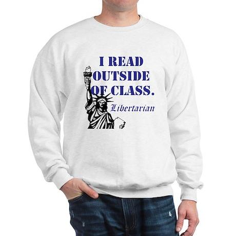 Liberty Love - Libertarian Sweatshirt