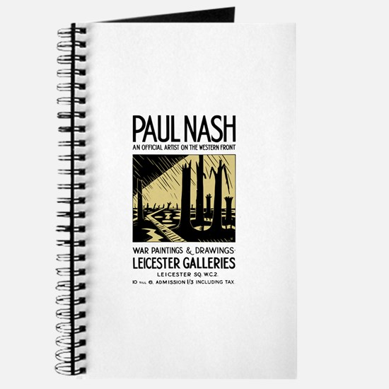 Paul Nash War Artist Journal