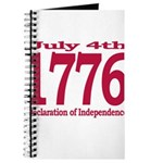 1776 - Independence Day Journal
