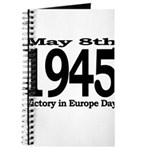 1945 - Victory Europe Day Journal