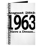 1963 - I Have a Dream Journal