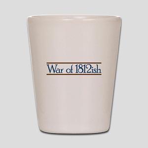War of 1812ish Shot Glass