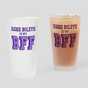 Anne Boleyn BFF Drinking Glass