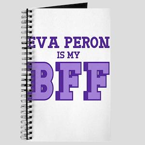 Eva Peron BFF Journal