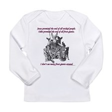 Frost Giant Long Sleeve Infant T-Shirt