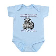 Frost Giant Infant Bodysuit