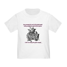 Frost Giant Toddler T-Shirt