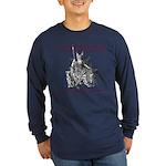 Frost Giant Long Sleeve Dark T-Shirt