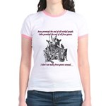 Frost Giant Jr. Ringer T-Shirt