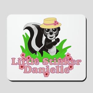 Little Stinker Danielle Mousepad