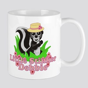 Little Stinker Debbie Mug