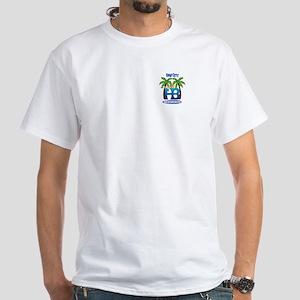 HB White T-Shirt