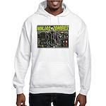 Ninjas vs. Zombies Hooded Sweatshirt