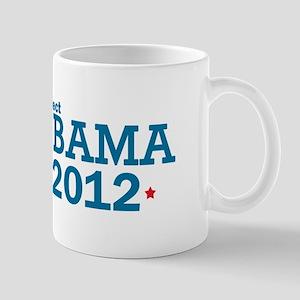 Re-elect Obama 2012 Mug