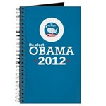 Re-elect Obama 2012 Journal
