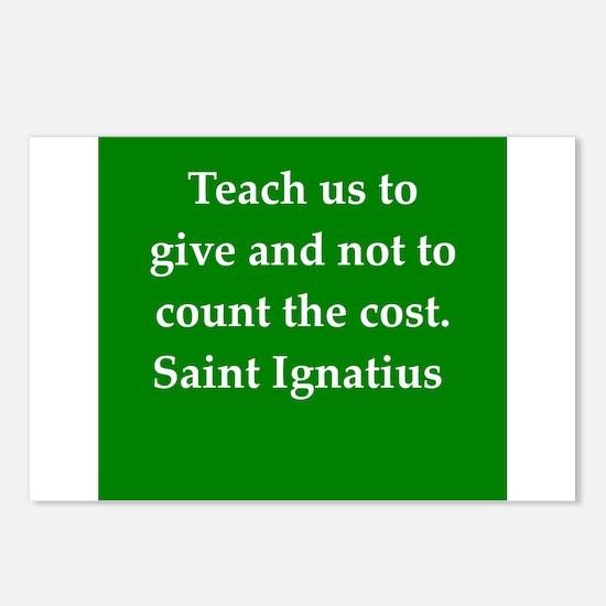 Saint Ignatius Postcards (Package of 8)