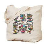 kuuma colorfulall 1 Tote Bag